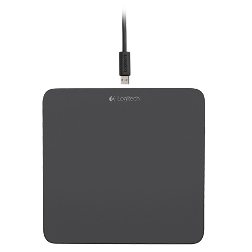 LOGITECH Wireless Rechargeable Touchpad T650 [910-003072] - Trackpad